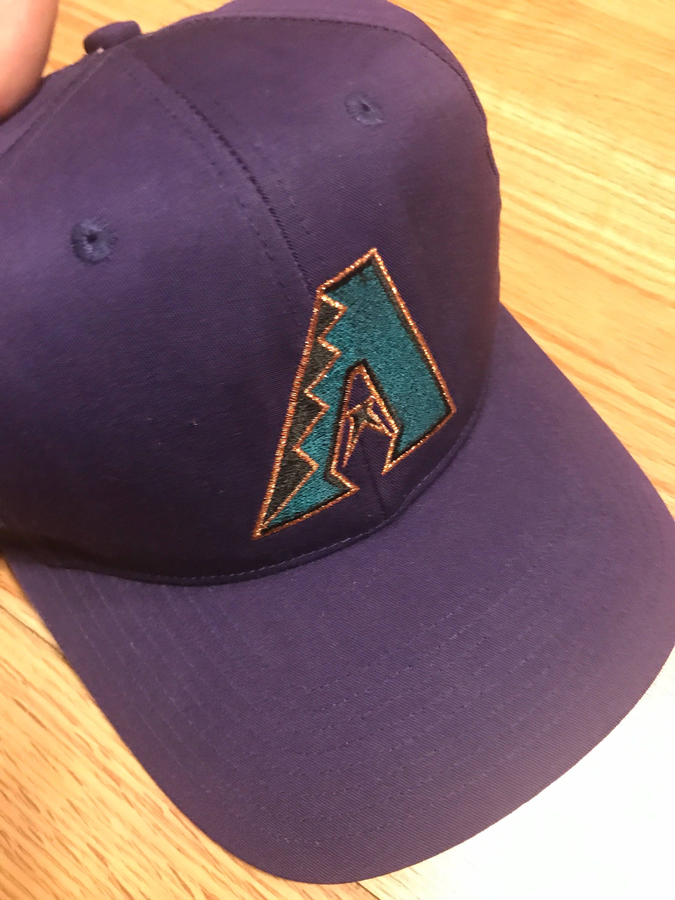 0b09bfe5d5c ... best price vintage dead stock arizona diamondbacks snapback. gallery  photo gallery photo 2cbb3 3e9d1