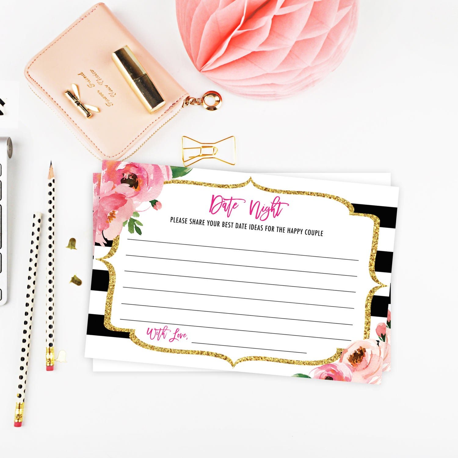 Date Night Cards Printable Wedding Date Night Ideas For