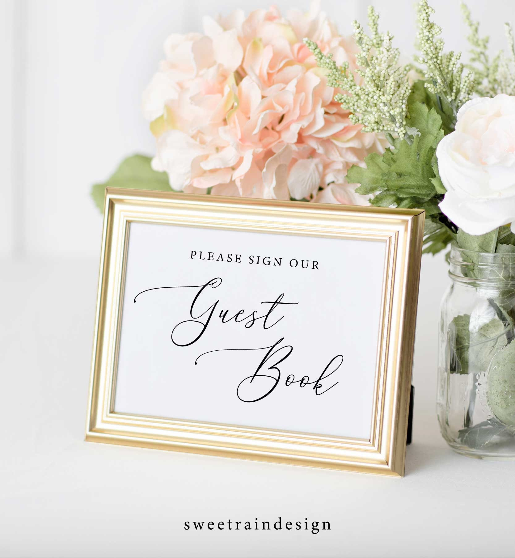 Rustic Wedding Please Sign Our Guest Book Board  Wood Sign Rustic Wedding Decor  Just Married Thank You Sign Country Wedding Photo Prop
