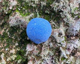 Azurite Blueberry, Raw Azurite Nodule, Stone of Heaven, Utah, 27.80 Grams, CR9232