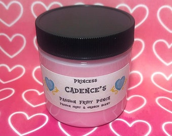 MLP Princess Cadence's Passion Fruit Punch Passion Fruit/Orange Scented Lotion