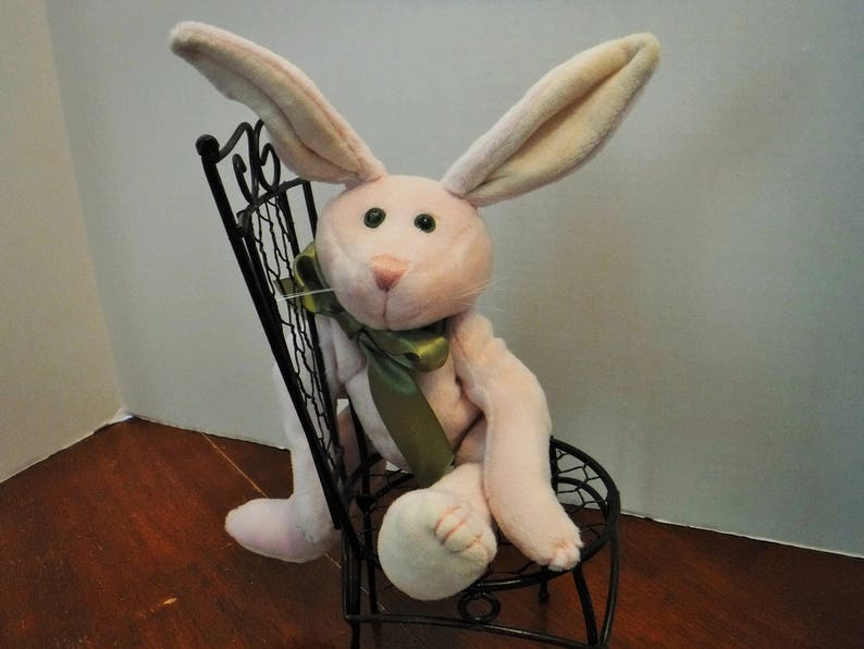 Boyds Collection Boyds Friends Bean /& Associates Boyd Collection Collectible Bunny J.B J.B Bean Bunny Original Tag Cute Pose able Bunny