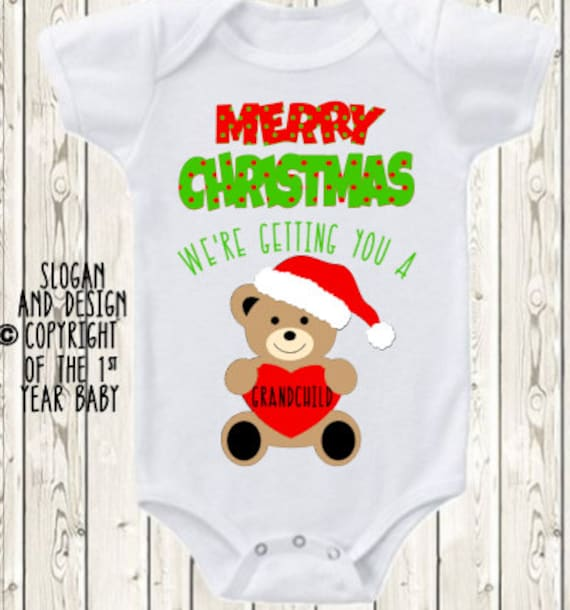 Christmas gift ideas for parents from infants clothing