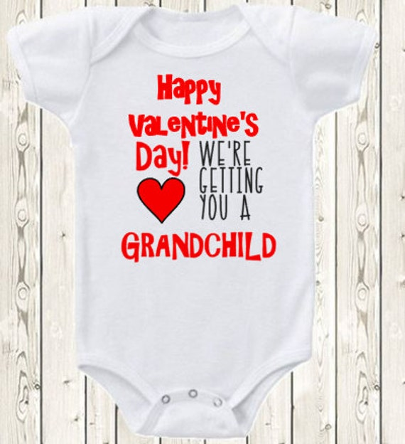 Valentine S Day Pregnancy Announcement Idea For Etsy