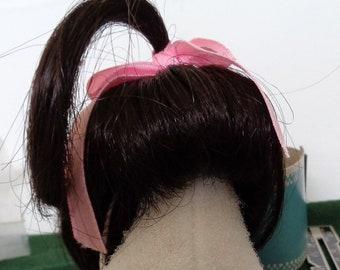 "Vintage New Playhouse Collection JULLIEN Dark Brown Doll Wig size 4/""-5/"""