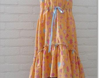 Girl summerdress size 9, Spanisch summer dress size 9