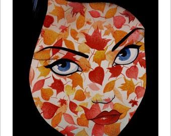 Autumn eyes