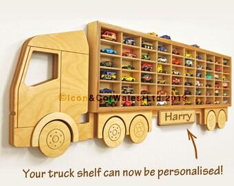 Toy Car Storage Etsy