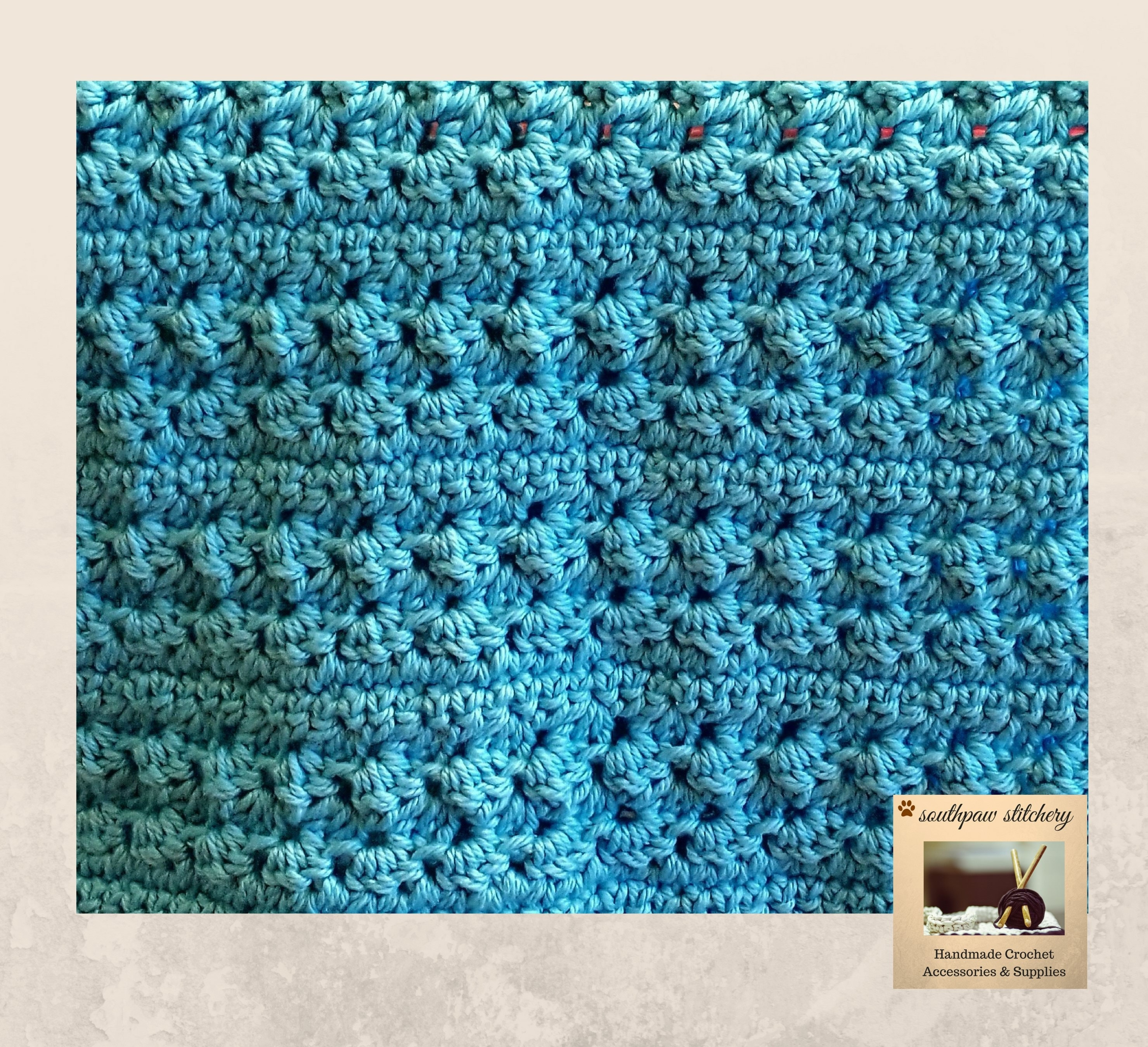 Easy Crochet Pattern Hand Towel Pattern Bath Towel Kitchen Etsy