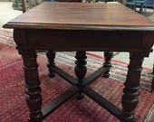 SOLD Antique small table,...
