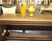 Renaissance Revival Carve...