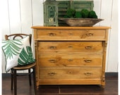 SOLD Antique pine dresser from Germany SOLD