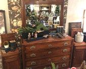 Antique Italian bedroom set