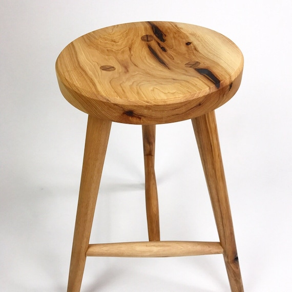 Miraculous Handmade Walnut Stools Custom Stools Wood Stools Bar Stools Counter Stools Wooden Stool Wood Bar Stools Lamtechconsult Wood Chair Design Ideas Lamtechconsultcom