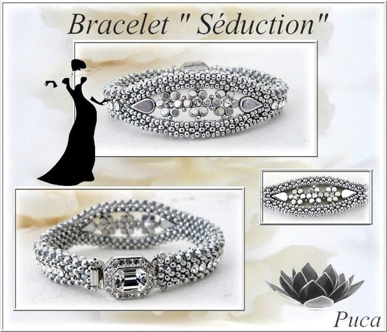 Schéma bracelet Séduction Anglais image 0