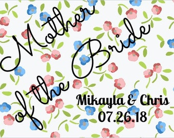 Mother of the Bride Wine Label *Free Shipping*