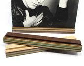 Vinyl Record Display Shelf, Floating Shelf, Photo and Art print holder, Book Shelf