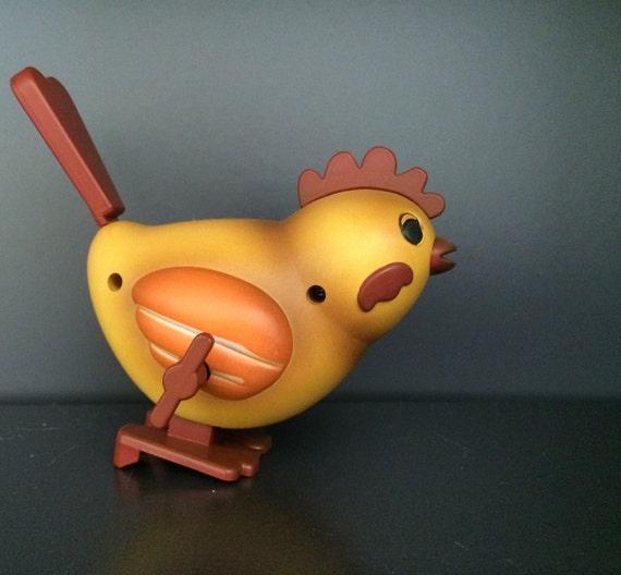 Chick-a-bot Vintage poulet Robot, Jouet bébé poussin