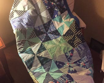 The Perfect Pinwheel Quilt