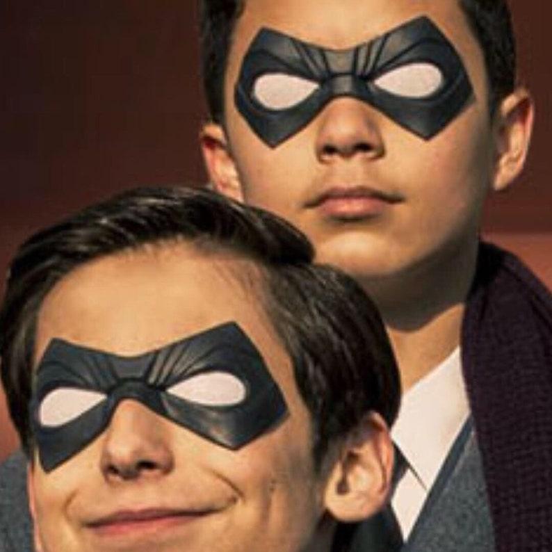 Umbrella Academy Mask Costume Superhero