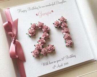 Birthday Card Box Etsy