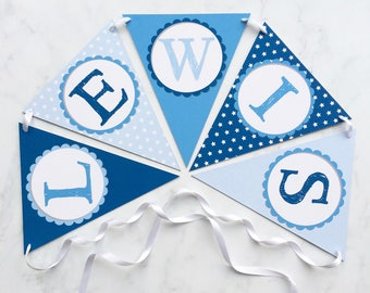 Kid's Bunting, Name Bunting, Bunting for Children's Bedroom, Bunting for Wall, Party Bunting, Bunting for all Occasions, Bunting Decoration