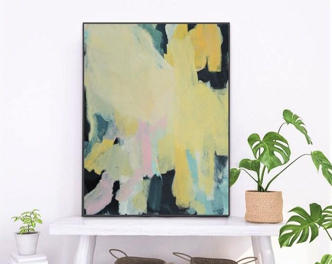 Featured listing image: Acryl auf Leinwand, 2019, 46 x 35cm