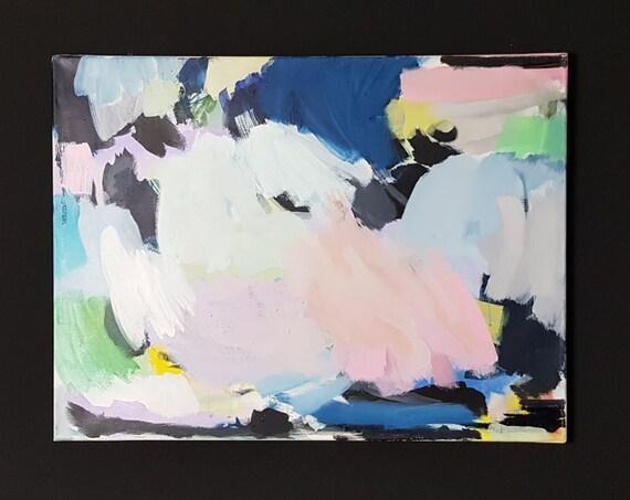 Acryl auf Leinwand, 2017, 60 x 80 cm