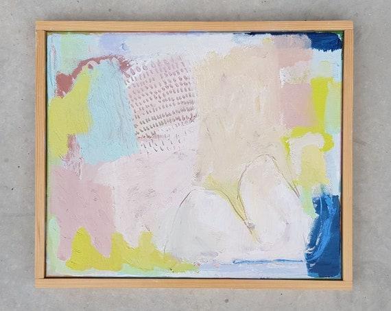 Acryl auf Leinwand, 2019, 20 x 30 cm
