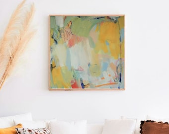 Acryl auf Leinwand, 50 x 50 cm