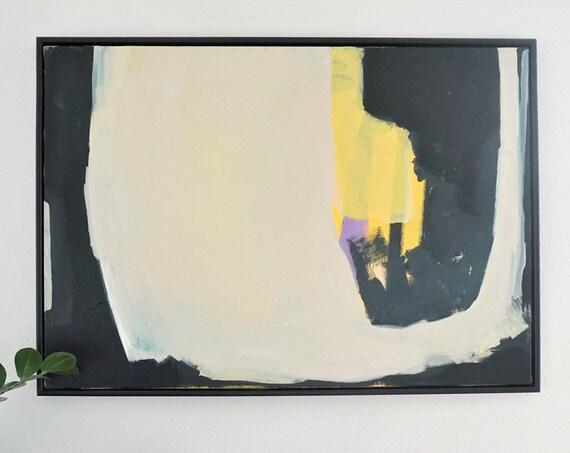 Acryl auf Leinwand, 2019, 70 x 100 cm