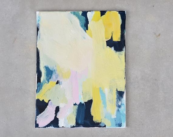 Acryl auf Leinwand, 2019, 46 x 35cm