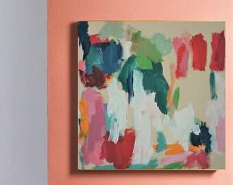 Acryl auf Leinwand, 2020, 50 x 50 cm