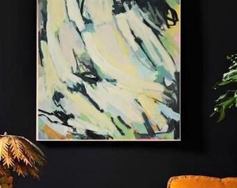 Acryl auf Leinwand, 2019, 80 x 80 cm