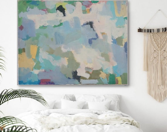 Ölfarbe auf Leinwand, 2015, 80 x 100 cm