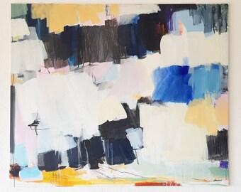 Acryl auf Leinwand, 2019, 100 x120 cm