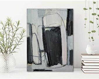 Mischtechnik auf Leinwand, 2019, 40 x 30 cm
