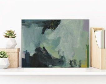 Acryl auf Leinwand, 2017, 20 x 29 cm