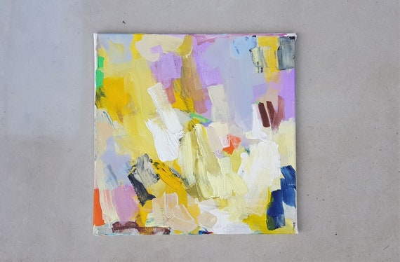 Acryl auf Leinwand, 2015, 40 x 40 cm