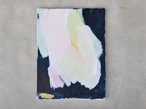 Acryl auf Leinwand, 2019, 44 x 33 cm