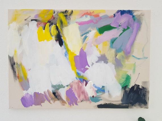 Acryl auf Leinwand, 2019, 70 x100 cm