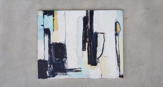 Acryl auf Leinwand, 2019, 40 x 50 cm