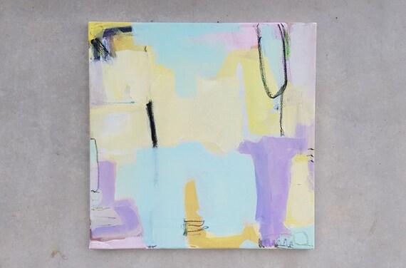 Acryl auf Leinwand, 2016, 40 x 40 cm