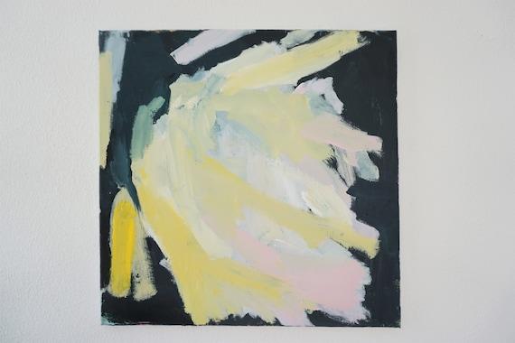 Acryl auf Leinwand, 2019, 50 x 50 cm