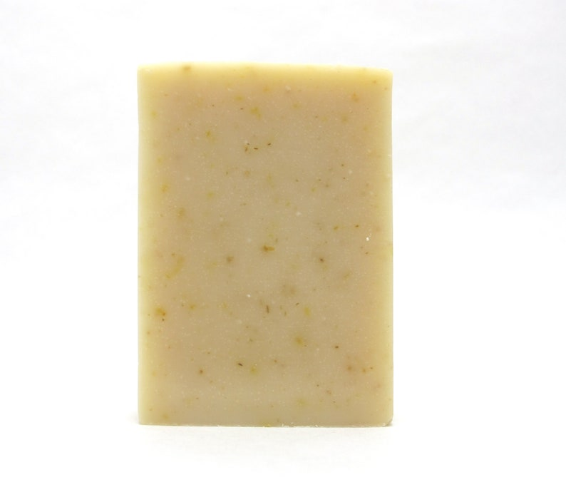 Herbal Soother Soap Bar Unscented bar all natural soap for image 0