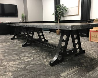 Conference Table Etsy - Industrial conference room table