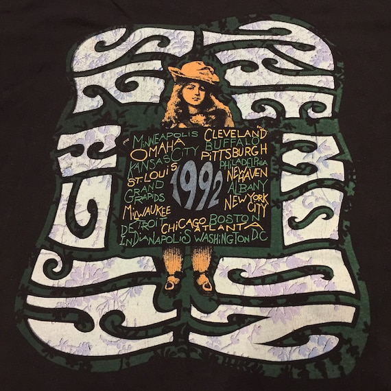 Vintage 1990's The Black Crowes T-Shirt - image 6