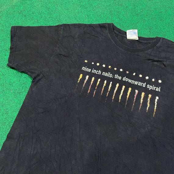 Vintage 1990's Nine Inch Nails T-Shirt