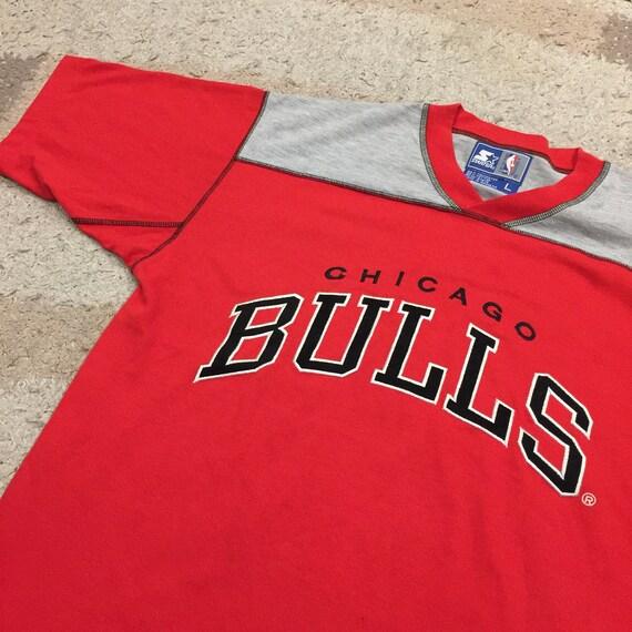 Vintage 1990's Chicago Bulls X Starter T-Shirt