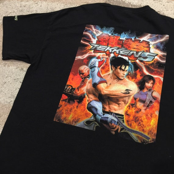 Vintage 2000's Tekken 5 T-Shirt